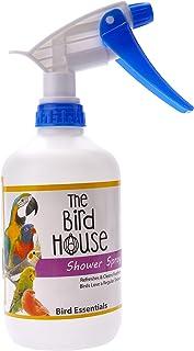 هابي بيت بخاخ حمام للطيور 19.5 سم