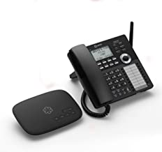 $129 » Ooma Telo VoIP Home Office Phone System. Free Phone Service with Business Desk Phone. Affordable Internet-Based landline R...