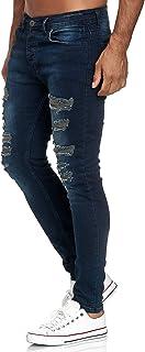 Jeans da uomo Skinny Fit Tazzio 19535