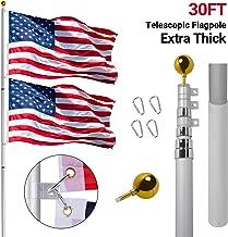 Best 30 foot steel pole Reviews