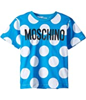 Moschino Kids - Polka Dots Tee (Little Kids/Big Kids)