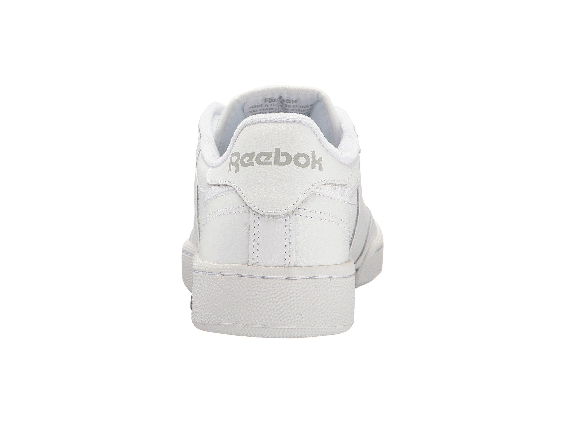 C Club Reebok sheer white 85 Int Grey Lifestyle FPFqxAw