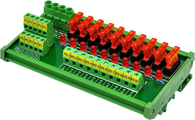 Electronics-Salon DIN Rail Ranking TOP6 Mount Choice Distribution Position Power 10