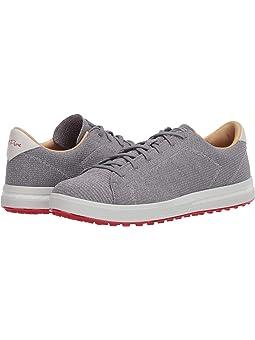 아디다스 남성 골프화 adidas Golf Adipure SP Knit,Grey Three/Silver Metallic/Orbit Grey