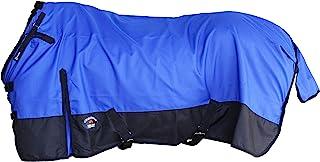 1200D Turnout Waterproof Rain Horse SHEET Light Winter Blanket  367B