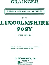 Lincolnshire Posy - Score And Parts