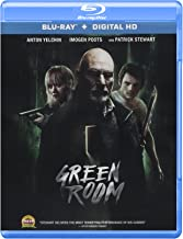 green room blu ray special features
