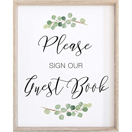 Eucalyptus Sign Instant Download Printable Sign- BD90 Watercolor Greenery Photo Guestbook Wedding Sign Template Rustic Wedding Signage