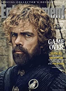 Entertainment Weekly Magazine (March 15 2019) Game of Thrones Game Over Tyrion Lannister Cover 3 of 16