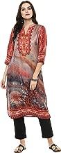 Lagi Kurtis Ethnic Women Kurta Kurti Tunic Digital Print Top Dress New Casual Wear