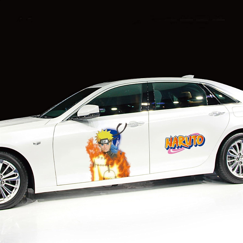 Clearance SALE Limited Boston Mall time Dmxiezib Uzumaki Naruto: Uchiha Sasuke Sticker Car Large Anime