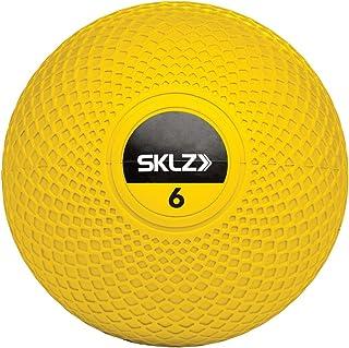 Sklz Medicine Ball Yellow Color - Small