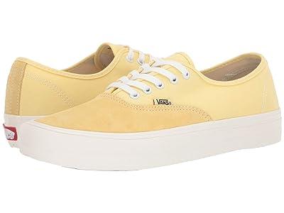 Vans Authentictm Pro (Pale Banana/Marshmallow) Skate Shoes