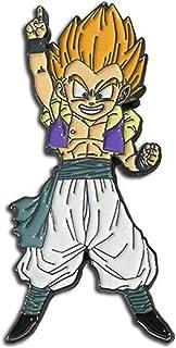 Great Eastern - Dragon Ball Z - Super Saiyan Gotenks Pin, 5.1cm
