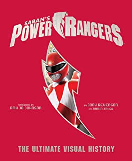Power Rangers: The Ultimate Visual History