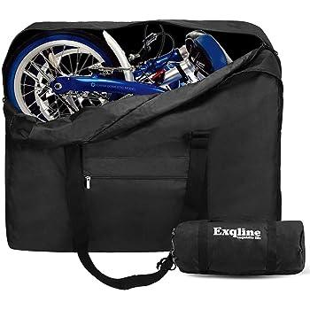 14/'/' 20/'/' Faltrad Transporttasche Klapprad Fahrradtasche Aufbewahrungstasche