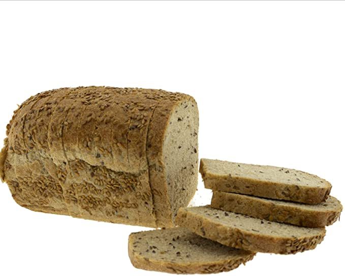 Biopanadería Pan de Molde de Espelta Integral con Semillas de Linaza Ecológico Elaborado Artesanalmente con Masa Madre Natural
