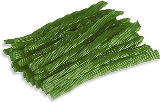 Happy Bites Green Apple Licorice Twists - Certified Kosher - 1 Pound Bag (16 oz)