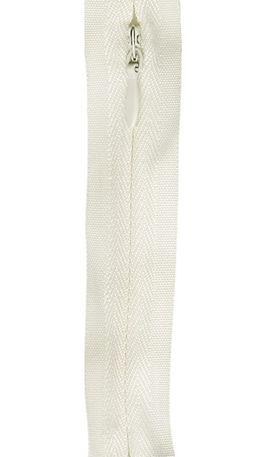 Sullivans Invisible Make-A-Zipper Kit, 4-1/2-Yard, Cream