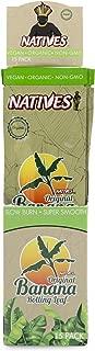 Native Wraps - Banana Leaf Wraps - 2 Leaves Per Pack - 15 Pack Display Box