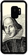 Cell Phone Cover - Slim Fit - Compatible with Samsung Galaxy S9 - Shakespeare