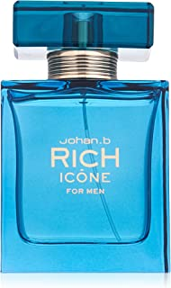 Best johan b rich black icone cologne Reviews
