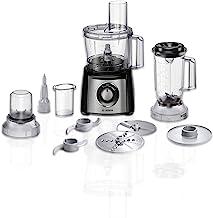Bosch MCM3501M keukenmachine - keukenmachines (zwart, kunststof)