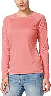 Women's UPF 50+ Sun Protection T-Shirt Long/Short Sleeve Outdoor Performance