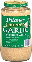 Polaner Chopped Garlic, 25 oz
