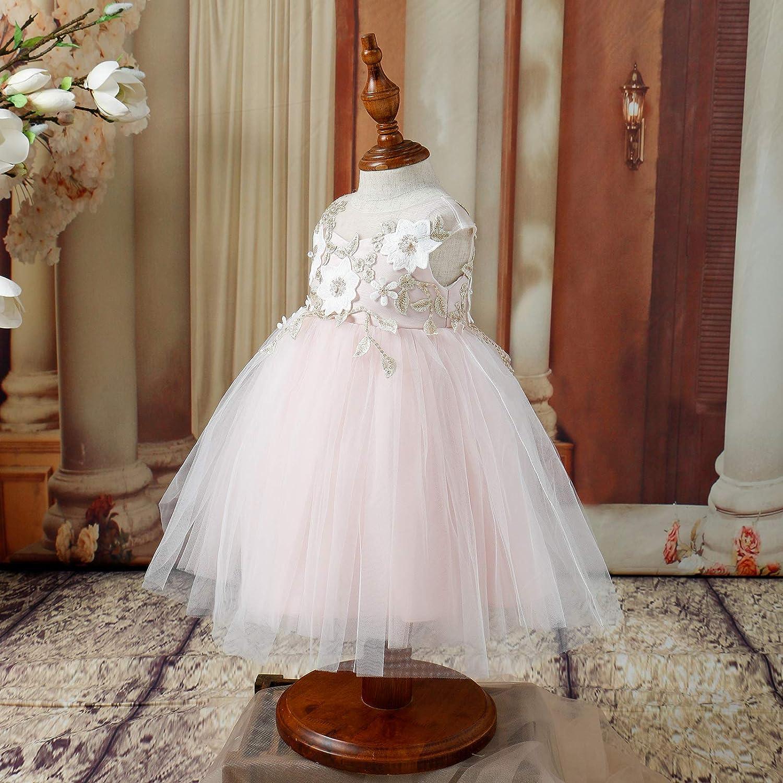 Buy OPAWO Baby Girl Party Dress Princess Girls Wedding Dresses ...