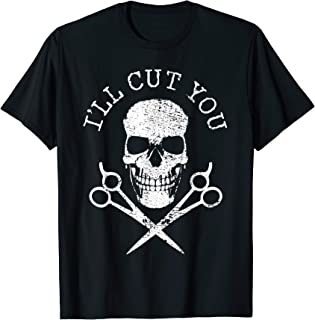 Hairstylist Hairdresser Barber Vintage T-Shirt