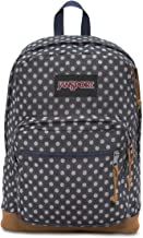 JanSport Right Pack Expressions (Navy Twiggy Dot Jacquard Expressions)