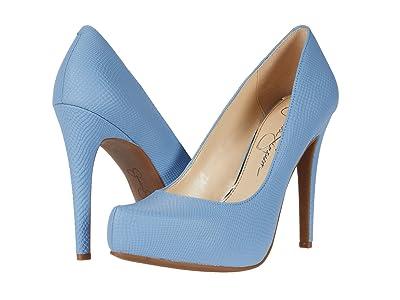 Jessica Simpson Parisah (Cornflower Blue) High Heels