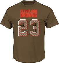NFL Cleveland Browns Joe Haden 23 Men's Athletic Coordinator Tee