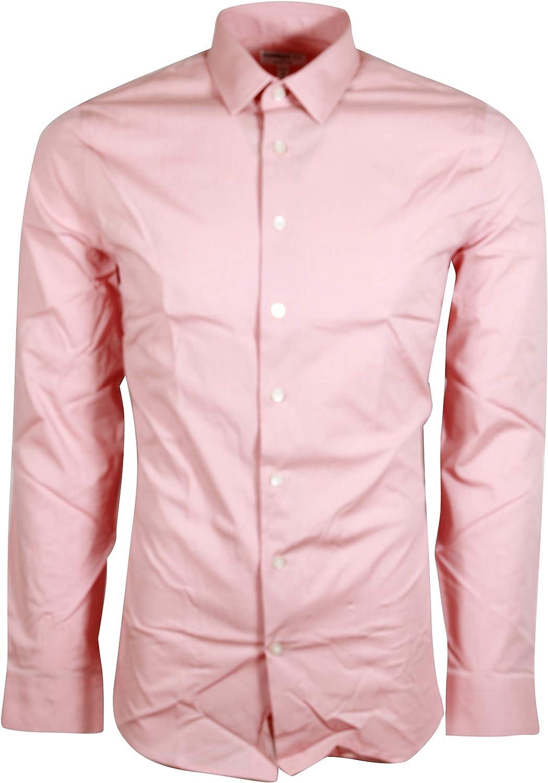 Express Men's Extra Slim Buttondown Shirt