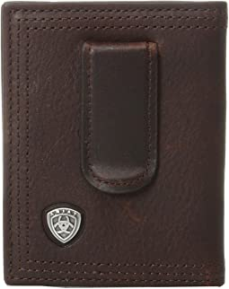 Ariat Shield Bi-Fold Money Clip