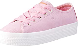 TOMMY HILFIGER Women's Nubuck Trainers Nubuck Trainers