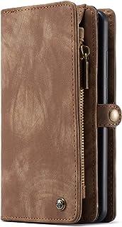 Blau 360 Grad Voll Schutz TPU Innere Ledertasche Flip Leder Handyh/ülle Tasche mit Kartensfach Bear Village/® H/ülle f/ür Sony Xperia XZ Premium