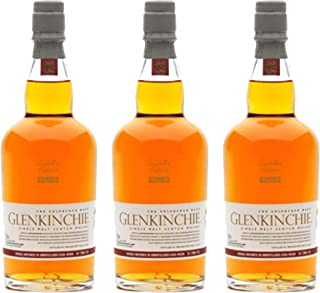 Glenkinchie 12 Years/Jahre, 3er, Single Malt, Whisky, Scotch, Alkohol, Alokoholgetränk, Flasche, 43%, 200 ml, 605317