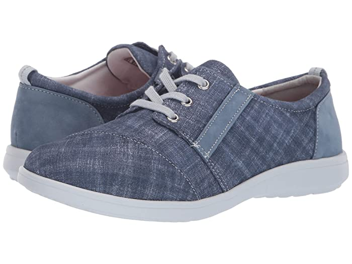 SAS Marnie (Blue Jay/Nubuck) Women's Lace up casual Shoes