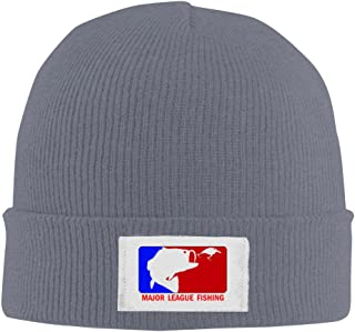 Lure Wayest Major League Fishing Beanie Hat for Men and Women Black
