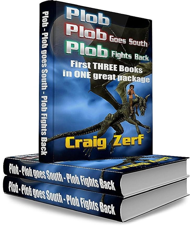 ハイキングに行く言及する敬意を表してPLOB Trilogy - Humorous Fantasy: The first THREE books in ONE Great Package (English Edition)