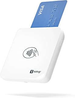 The SumUp Card Reader – Accepts All Forms of Card Payments: Debit, Credit, and Contactless