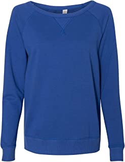 Alternative Women's Vintage French Terry Scrimmage Reversible Pullover