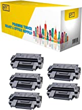 NYT Compatible MICR Toner Cartridge Replacement for 92298A for HP Laserjet 4 4+ 4M 4M+ 5 5M 5N 5se (Black,5-Pack)