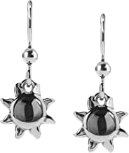 American West - Sterling Silver Charm Earrings - Earth Spirit Collection