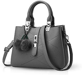 NICOLE & DORIS 2021 New Wave Women Handbags Messenger Bag Ladies Handbag Female Bag Handbags for Women Grey