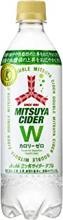 [トクホ]アサヒ飲料 三ツ矢サイダーW 485ml×24本