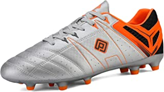 DREAM PAIRS Men's 160471-M Cleats Football Boots Soccer Shoes