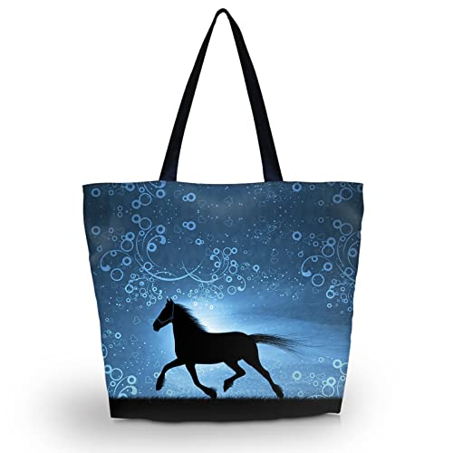c7cb4d181b63 Beach Tote Bags Travel Totes Bag Shopping Zippered Tote for Women Foldable  Waterproof Overnight Handbag